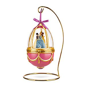 Disney Princess Musical & Movement Ornament with Stand