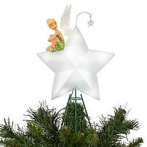 Tinker Bell Light-Up Tree Topper