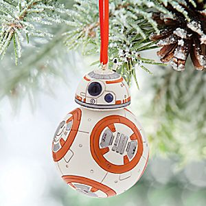 BB-8 Sketchbook Ornament - Star Wars: The Force Awakens