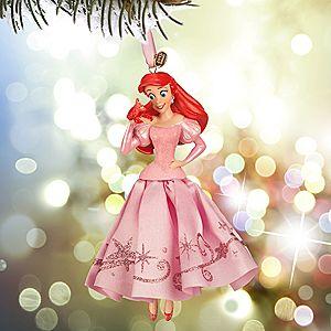 Ariel Sketchbook Ornament