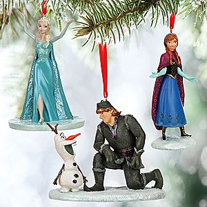 Frozen Ornament Set - Limited Edition