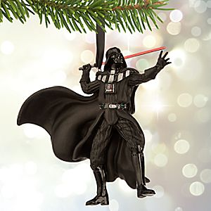 Darth Vader Sketchbook Ornament - Star Wars