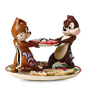 Chip n Dale Save Some for Santa Figure by Jim Shore