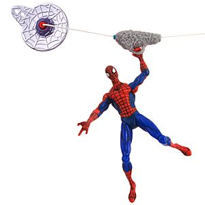 Sky Speed Spider-Man Action Figure -- 3 3/4