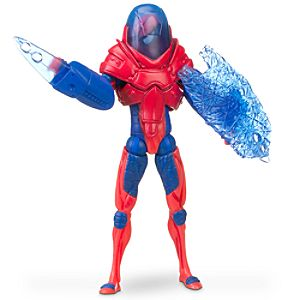 Web Shield Spider-Man Action Figure -- 3 3/4 H