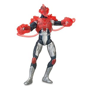 Shockproof Spider-Man Action Figure -- 3 3/4