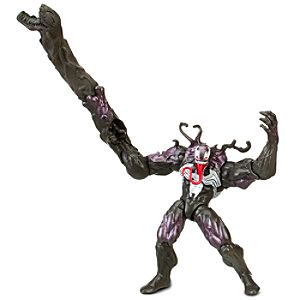 Spider-Man Stretch Strike Venom Action Figure -- 3 3/4