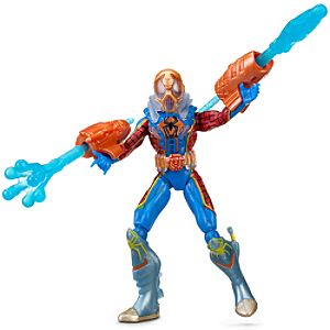 Ocean Battle Spider-Man Action Figure -- 3 3/4
