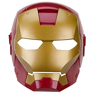 Marvel Hero Iron Man Mask by Hasbro