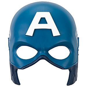 Marvel Hero Captain America Mask by Hasbro