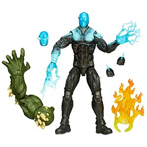 Marvels Electro Action Figure - Build-A-Figure Collection - 6