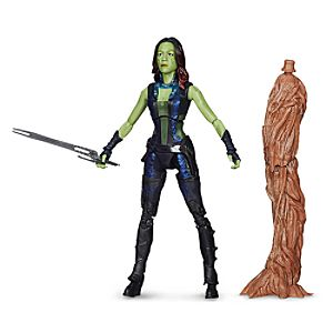 Gamora Action Figure - Build-A-Figure Collection - 6