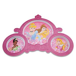Disney Princess Plate