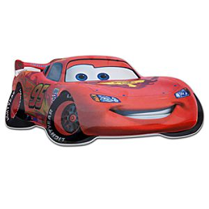 Cars 2 Plate