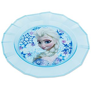 Elsa Plate – Frozen