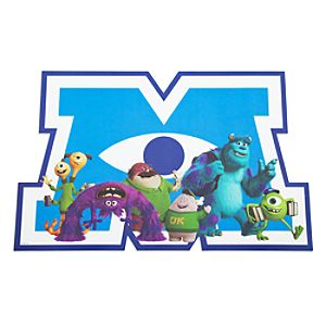 Monsters University Placemat