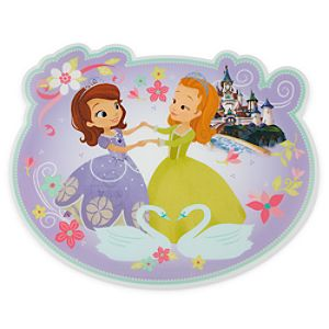 Sofia and Amber Placemat