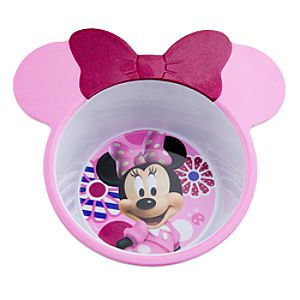 Minnie Mouse Bowl