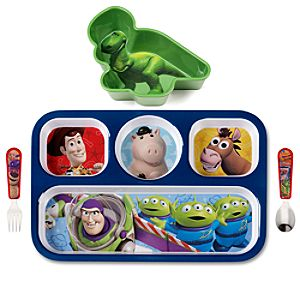 Toy Story Meal Time Magic Set -- 4-Pc.