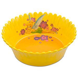 Floral Tinker Bell Bowl