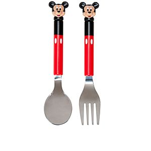 Mickey Mouse Flatware Set