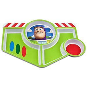 Toy Story Buzz Lightyear Plate