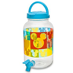 Summer Brights Mickey Mouse Drink Dispenser