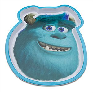 Sulley Plate - Monsters University