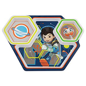 Miles from Tomorrowland Plate