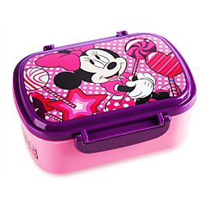 Minnie Mouse Snack Box