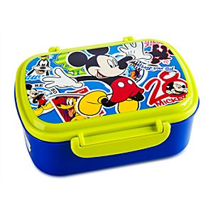 Mickey Mouse Snack Box