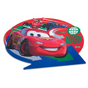 Cars 2 Placemat