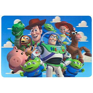 3-D Toy Story Placemat
