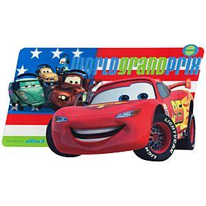 3-D Cars 2 Placemat