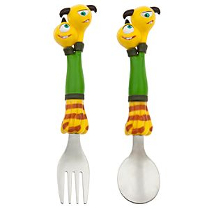 Terry & Terri Flatware Set - Monsters University