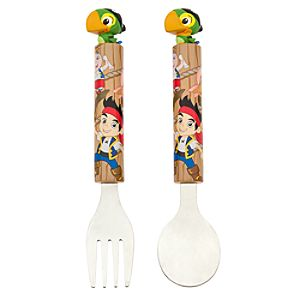 Jake and the Never Land Pirates Flatware Set