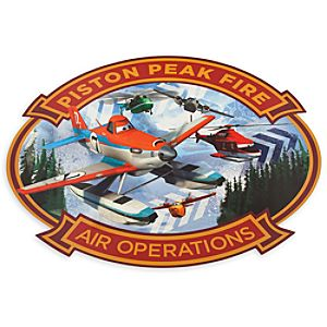 Planes: Fire & Rescue Placemat