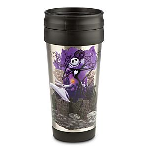 Jack Skellington Travel Mug