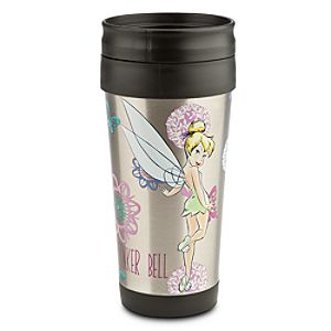 Tinker Bell Travel Mug