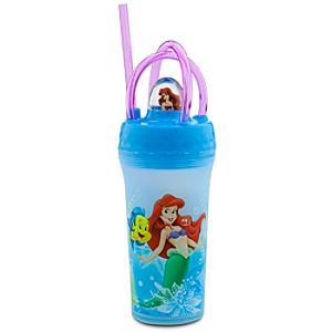 Fountain Ariel Tumbler with Straw