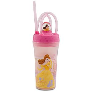 Fountain Belle Tumbler with Straw