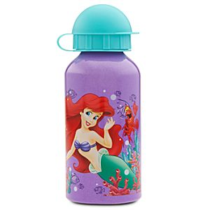 Aluminum Ariel Water Bottle -- Small