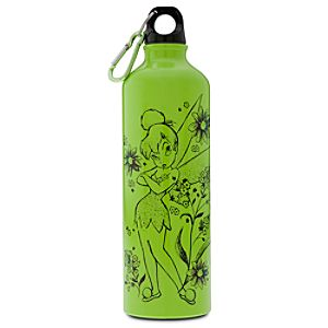 Aluminum Tinker Bell Water Bottle