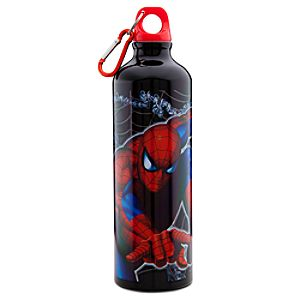 Aluminum Spider-Man Water Bottle