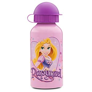 Aluminum Rapunzel Water Bottle -- Small