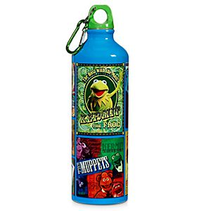Aluminum Muppets Water Bottle