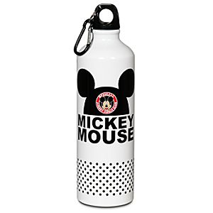 Aluminum Mickey Mouse Club Water Bottle