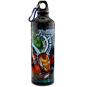 Aluminum Avengers Water Bottle