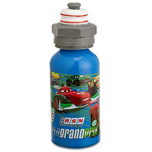 Aluminum Cars 2 Water Bottle -- Small