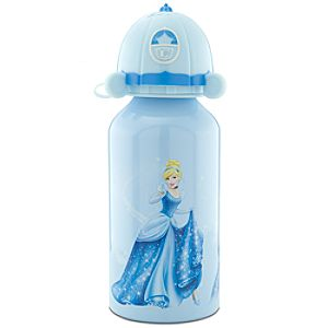 Aluminum Cinderella Water Bottle -- Small